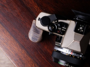 Side grip for OM-4Ti