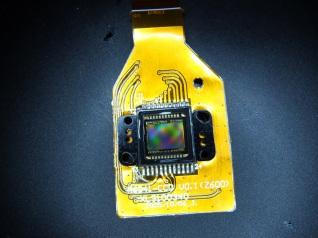 Digital Camera CMOS sensor